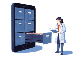 Which digital tools to face the Covid crisis in hospitals?